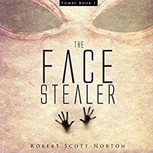 The Face Stealer Audiobook