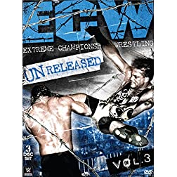 WWE: ECW Unreleased Vol. 3