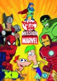 Phineas & Ferb: Mission Marvel [DVD] [Import]