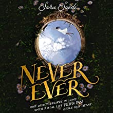 Never Ever Audiobook by Sara Saedi Narrated by Erin Mallon