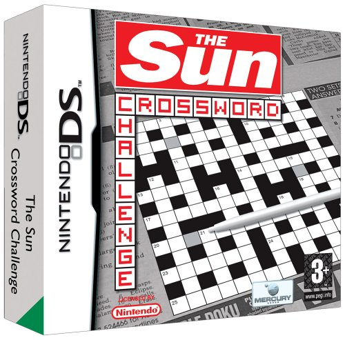 The Sun Crossword Challenge NDS  (Nintendo DS)