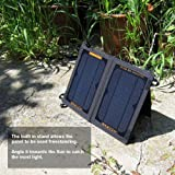 PortaPow 7W USB Solar Charger for Portable Electronics