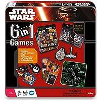 Star Wars: Episode VII The Force Awakens 6-in-1 Game Tin