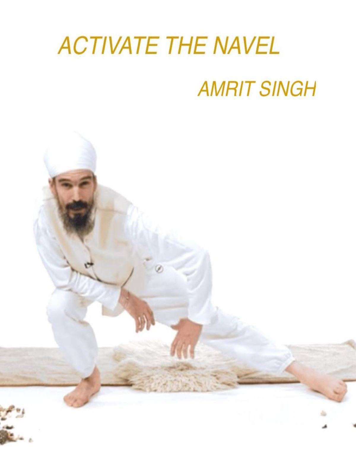 Activating the navel with Amrit Singh