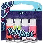 Doh Vinci Deco Pop Colouring Tubes (P...
