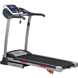 Sunny Health & Fitness Treadmill (Gray)