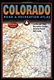 Colorado Road & Recreation Atlas