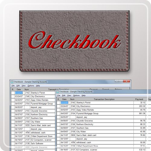 base of free software  checkbook  download  in us