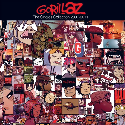 Gorillaz - The Singles Collection: 2001-2011 - Zortam Music