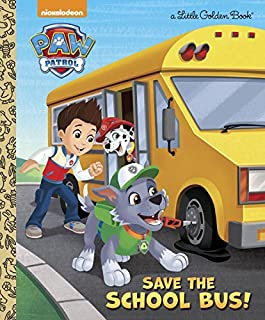 Book Cover: Save the School Bus!