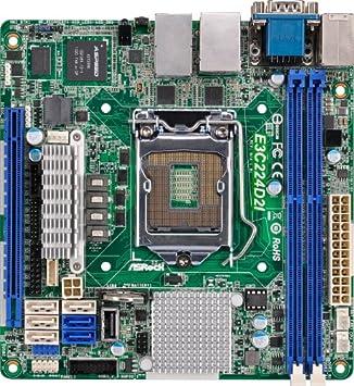ASRock Motherboard Mini ITX DDR3 1600 LGA 1150