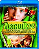 Arthur and the Invisibles 2 & 3: The New Minimoys Adventures / Les Nouvelles Aventures des Minimoys (Bilingue) [Blu-ray]