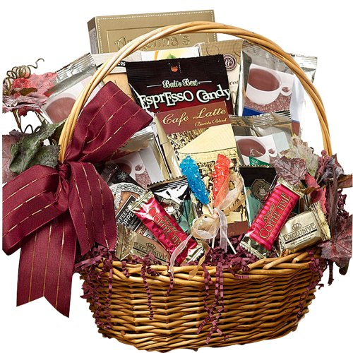 Buy Art of Appreciation Gift Baskets  Cafe Gourmet Premium Coffee BasketB0006GX6AO Filter