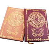 Japan Anime Card Captor Sakura The Clow Magic Painting Book Diary Travel Journal Cosplay Note Book