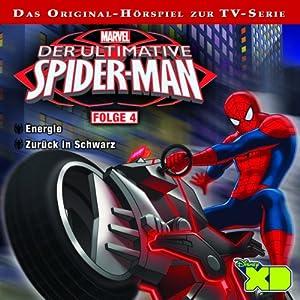 Der ultimative Spiderman 4 Hörspiel