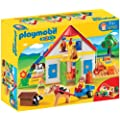 Playmobil 1.2.3 6750 Large Farm