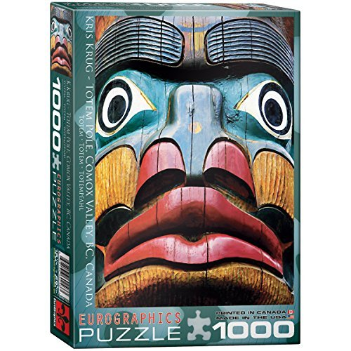 eurographics-totem-pole-by-kris-krug-puzzle-1000-pieces-by-eurographics