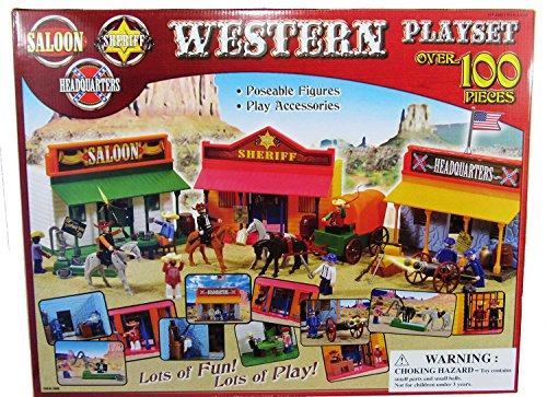 western pieces