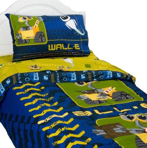 Wall-E Squares Comforter