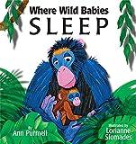 img - for Where Wild Babies Sleep book / textbook / text book