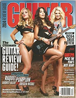 Guitar World Presents 2014 Guitar World Buyers Guide