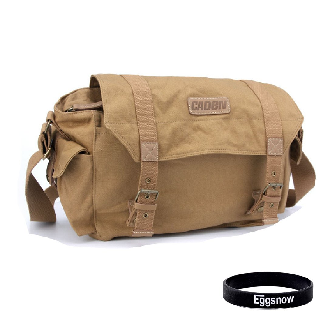 Eggsnow CADEN Camera Bag Anti theft Waterproof CanvasCustomer review and more news