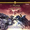 The Mark of Athena: The Heroes of Olympus, Book 3 (       UNABRIDGED) by Rick Riordan Narrated by Joshua Swanson