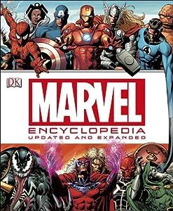Marvel Encyclopedia by DK ADULT