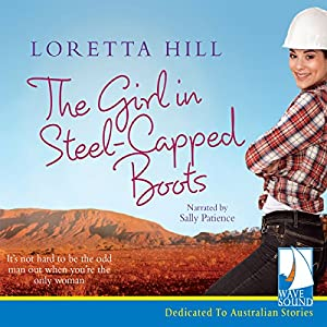 The Girl in Steel-Capped Boots Audiobook