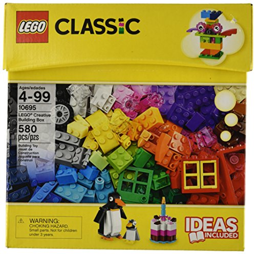 Lego classic creative building box set 10695 learning for Classic builders iowa