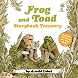 img - for Frog and Toad Storybook Treasury (I Can Read Level 2) book / textbook / text book