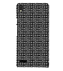 Ebby Premium Printed Mobile Back Case Cover With Full protection For Huawei Acend P6 (Designer Case)