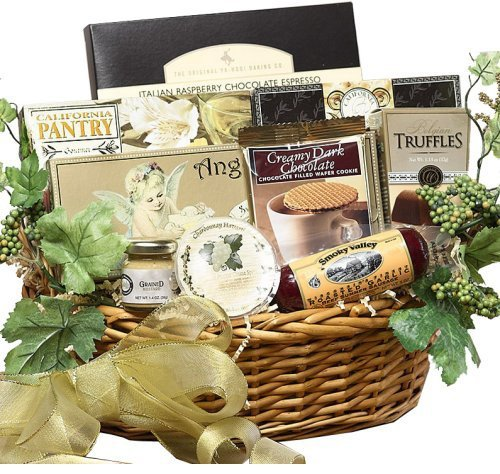 Art of Appreciation Grand Edition Gourmet Food and Snacks Gift Basket - Medium