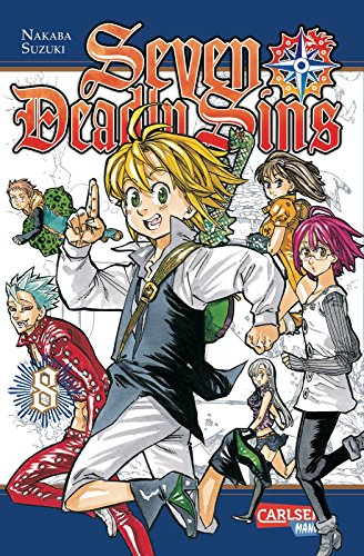 Seven Deadly Sins, Band 8