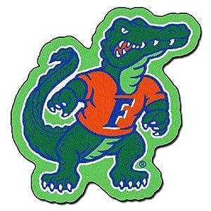 Fanmats FANMATS 8316 University of Florida Gators Nylon Mascot Shaped Rug