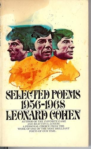Selected Poems 1956-1968, Leonard Cohen