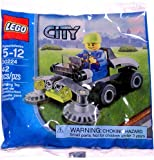 Lego City 30224 Ride on Lawn Mower