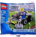 Lego City 30224 Ride on Lawn Mower