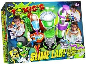 John Adams Dr.Toxic's Slime Lab