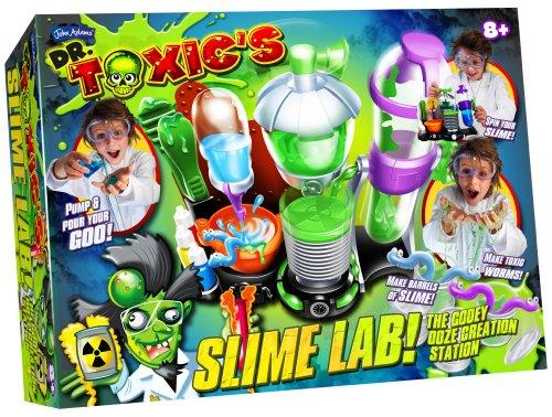 John Adams - Laboratorio Dr. Toxic's Slime