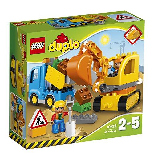 LEGO DUPLO 10812 - Bagger & Lastwagen