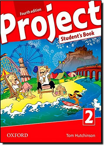Project 4th. Student's book. Con espansione online. Per la Scuola media: Project 2: Student's Book (Project Fourth Edition)