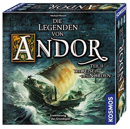 Kosmos – Die Legenden von Andor – Teil II Die Reise in den Norden – Erweiterung