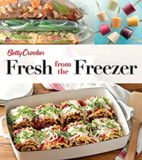 Book Cover: Betty Crocker Fresh from the Freezer