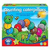 Orchard Toys Counting Caterpillars, Multi Color