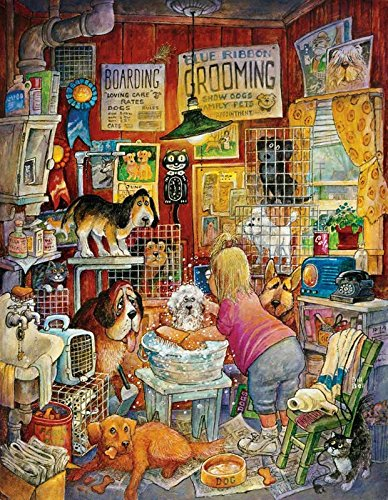 Blue Ribbon Groomer 1000-Piece