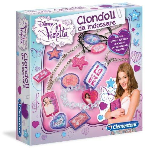 Clementoni 15045 - Violetta Ciondoli Da Indossare