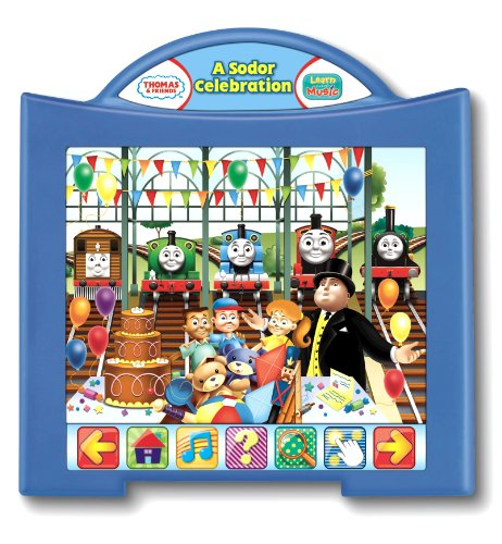 Learn Through Music Touchpad Software – Thomas And Friends: A Sodor Celebration