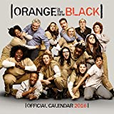 The Official Orange is the New Black 2016 Square Calendar