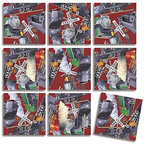 B Dazzle Pufferbellies Scramble Squares 9 Piece Puzzle - 1